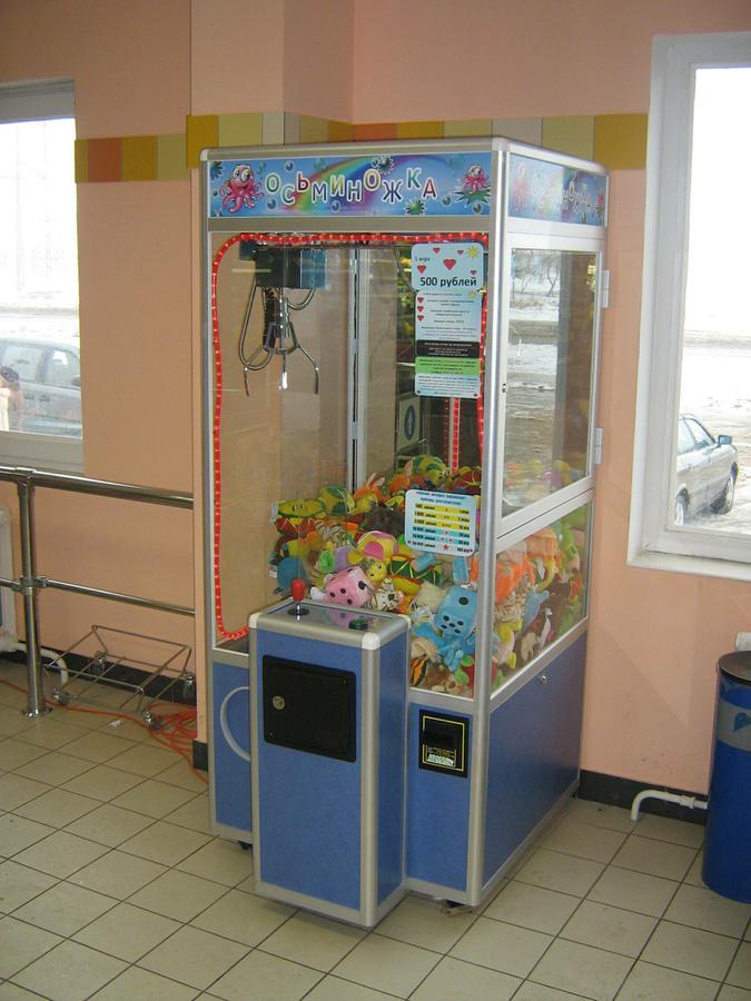 аппараты продажа игровые
