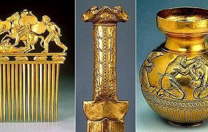 Где добывали золото скифы стоимость монеты 2 рубля с гагариным