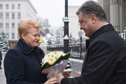 Украина договорилась с Литвой о поставках оружия